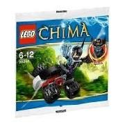 Lego Legends Of Chima Razcal S Double Crosser 30254