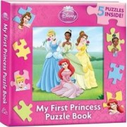 My First Princess Puzzle Book by Andrea Posner-Sanchez