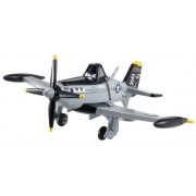 Disney PLANES 1:55 Die Cast Plane Navy Dusty Crophopper [Jolly Wrenches] by Mattel