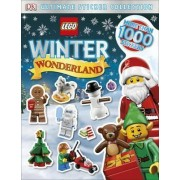 LEGO Winter Wonderland Ultimate Sticker Collection by DK