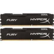 Kit Memorie HyperX Fury 2x4GB DDR3L 1866MHz CL11 Dual Channel