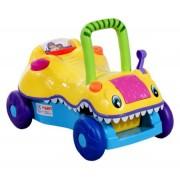 Baby Walker - Andador con actividades - Primeros Passos - 2in1 A2079 Crocodile Giallo
