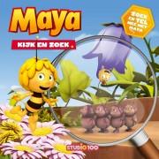 Maya de Bij Kijk en zoekboek