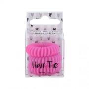 2K Hair Tie Haargummis für Frauen Haarringe Farbton - Pink