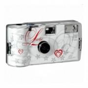 "Camera foto de unica folosinta ""Love"" 400 ASA 27 exp alb"