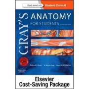 Netter Atlas of Human Anatomy and Gray's Anatomy for Students Package by Richard Drake