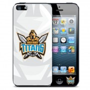 NRL Licensed Gold Coast Titans Watermark Back Case for iPhone 5/5S