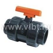 SAB Pvc idom Csap 9006 40mm (ragasztható)