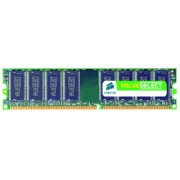 Corsair VS2 GB667D2 Value Select Memoria da 2 GB (1x2 GB), DDR2, 667 MHz, CL5