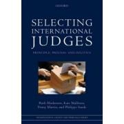 Selecting International Judges by Ruth Mackenzie
