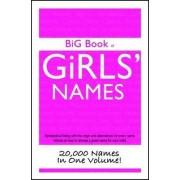 Big Book of Girls' Names