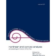 Nonlinear and Convex Analysis by Bor-Luh Lin
