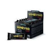 Whey Bar High Protein - Caixa 24 unidades 40g Sabor Morango - Probiótica