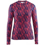 Craft Mix and Match Top Women P Zebra Deep XS Unterwäsche