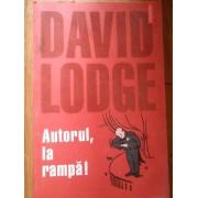 Autorul, La Rampa! - David Lodge