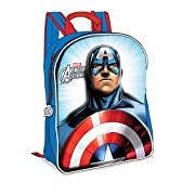 Sambros CAP-8114 Captain America EVA Junior Backpack
