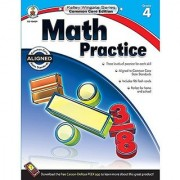 Math Practice Workbook Grade 4
