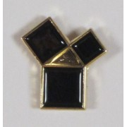 Pin masonic - Maestru Venerabil din Trecut