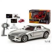 Color Baby Coche Mercedes Benz SLS AMG (1:16)