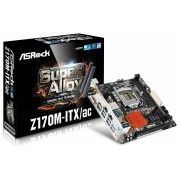 ASRock Fatal1ty Z170M-ITX/ac