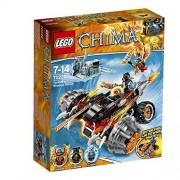 LEGO Legends of Chima - El Tanque de las Sombras de Tormak - 70222