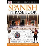 Spanish Phrase Book by DK