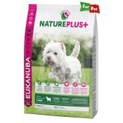 Eukanuba NaturePlus Adult small lamb 2,3kg