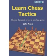 Learn Chess Tactics by John Nunn