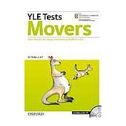 Cambridge Young Learners English Tests Revised Edition Movers: Teacher's Book Student's Book and Audio CD Pack