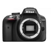 Nikon D3300 fekete tükörreflexes digitális fényképezőgép váz