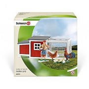Schleich North America Chicken Coop Playset