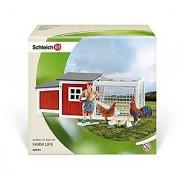Schleich North America Chicken Coop Playset
