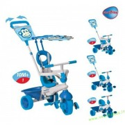 Tricicleta Smart Trike Safari 4 in 1 Monkey Touch Steering