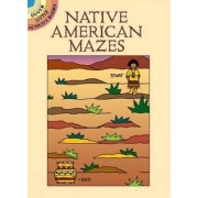 Native American Mazes by Winky Adam