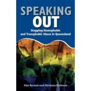 Speaking Out by Alan Berman