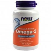 Now Omega-3 kapszula - 100 db lágyzselatin kapszula