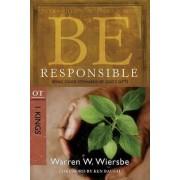 Be Responsible by Warren Wiersbe