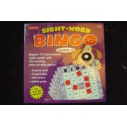 Sight-word Bingo Level 2