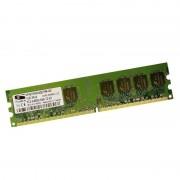 1Go RAM PROMOS V916765K24QCFW-G6 240-Pin DIMM DDR2 PC2-6400U 800Mhz 2Rx8 CL6