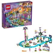 Lego® Friends - Nöjespark – bergochdalbana 41130