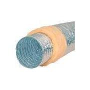 Accessori - Tubazioni Aria Flessibili Circolari Isolate D 102 Mm (10 Mt.)