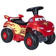 Quad Cars 2 Lightning Mac Queen 2 6v Feber