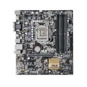 Tarjeta Madre ASUS micro ATX B150M-A, S-1151, Intel B150, HDMI, USB 2.0/3.0/3.1, 64GB DDR4, para Intel ― Requiere Actualización de BIOS para trabajar con Procesadores de 7ma Generación