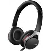 Casti Stereo Sony MDR-10RC, Microfon (Negru)