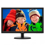 Philips 223V5LSB2/10 Monitor, Nero