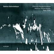 Muzica CD - ECM Records - Galina Ustvolskaya