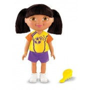 Fisher-Price Dora the Explorer Everyday Adventure Doll - Soccer by Fisher-Price (English Manual)