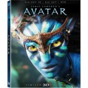 Avatar:Sam Worthington,Zoe Saldana,Sigourney WeaverJames Cameron - Avatar (Blu-ray 2D si Blu-ray 3D)