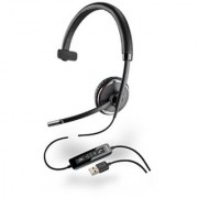 PLNC510 - Blackwire C510 Monaural Over-the-Head Corded Headset
