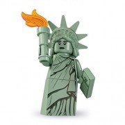 Lego Magnet I Love NY Statue of Liberty. Limited Edition New York City Only 850497